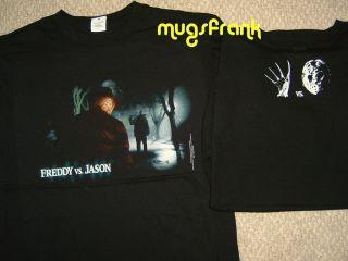 New Freddy Krueger vs Jason Vorhees Waiting T Shirt
