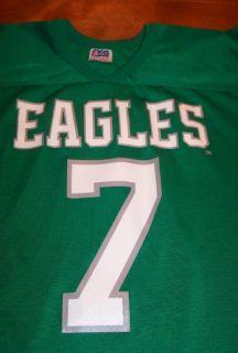 PHILADELPHIA EAGLES #7 NFL FOOTBALL JERSEY XL LARGE RON JAWORSKI VICK