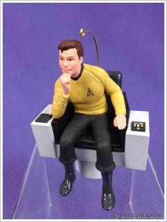 1995 ★ Star Trek Captain James Kirk ★ Holiday Christmas Ornament