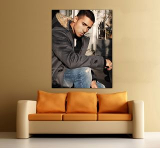 Large Jay Sean Poster Big Wall Art