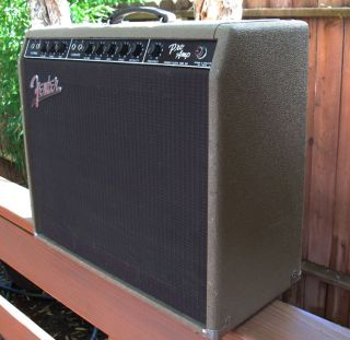 Fender Pro Amp / Amplifier ~ From The James Tyler Amplifier Collection