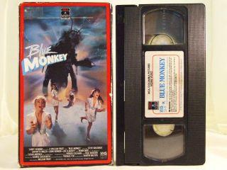 Blue Monkey VHS 1987 Steve Railsback Susan Anspach