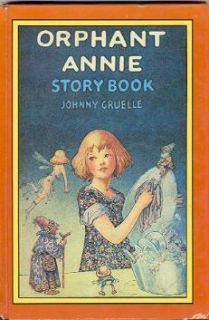 Johnny Gruelle Orphant Orphan Annie James Whitcomb Riley Book LMT