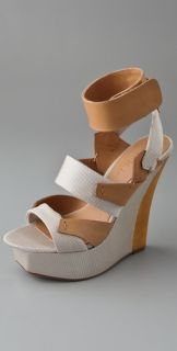L.A.M.B. Kapono Techno Fabric Sandals