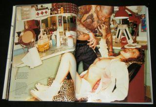 Face Magazine Featuring Ozzy Osbourne Family 2002