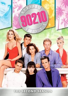 Hills 90210 The Complete Second Season DVD Jason Priestley Shannen