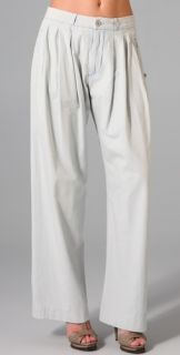 Ever Pleated Palazzo Trousers