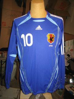 Japan Soccer Jersey World Cup 2006 Germany Soccer Adidas Football XL
