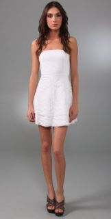 Dallin Chase Valentin Strapless Dress
