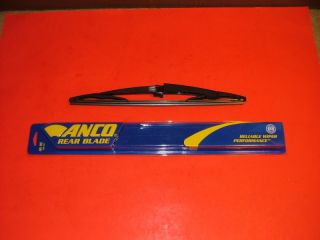2006 2010 Jeep Commander 14 Anco Rear Wiper Blade