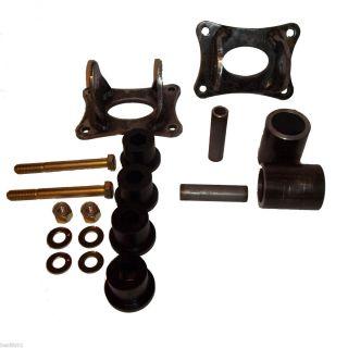 Bent Fab LS Motor Mount Kits