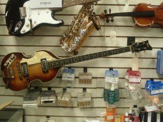 Vintage 1968 Höfner 500 1L Violin Beatle Bass