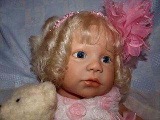 Reborn Doll Makayla Jane by Babys Breath Nursery