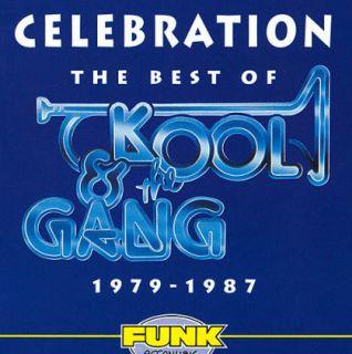 KOOL AND THE GANG GREATEST HITS CD POP 80s EIGHTIES R B JAZZ FUNK ROCK