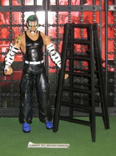 Jakks WWE TNA Deluxe Aggression Jeff Hardy with Ladder