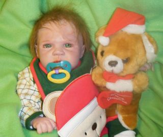 Meet JAX A Real Reborn Doll Baby Boy Tory Sculpt by Michelle Fagan
