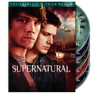 Supernatural The Complete Seasons 1 6 DVD Sets