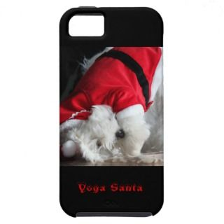 Yoga Santa Case Mate Vibe iPhone 5 Case