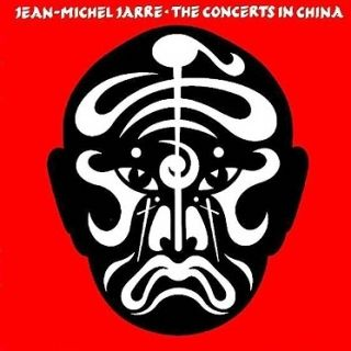 Jean Michel Jarre The Concerts in China 2X LP Vinyl VG VG Polydor 2612