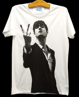 Jarvis Cocker Pulp Britpop Indie Rock Retro T Shirt s M