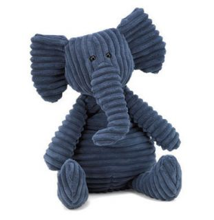 Jellycat Small Cordy Roy Elephant 10 Plush Stuffed Animal