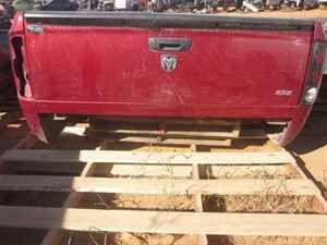 05 06 Dodge RAM 1500 2500 3500 Truck Bed Box LKQ