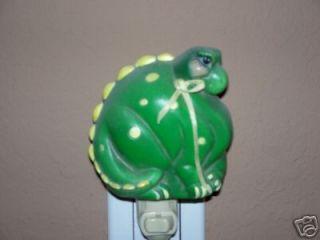 Ceramic Molds Jay Kay Dinosaur Night Light
