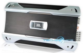 JBL Grand Touring Series Class AB 660W RMS 5 Channel Car Stereo Power