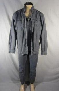 Terra Nova Jim Shannon Jason OMara Screen Worn Jacket Shirt Pants EP