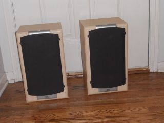 JBL S26BE Studio Series Bookshelf Speakers Beech