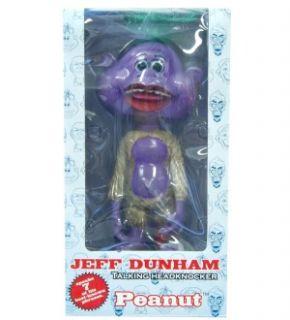Jeff Dunham Head Knocker with Sound Peanut New