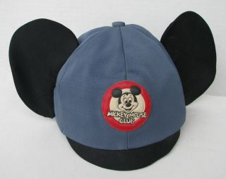 Kelly Parsons 1977 New Mickey Mouse Club TV Prop Ears Miss California