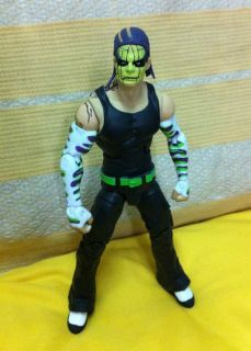 Jeff Hardy WWE Mattel Elite Unreleased