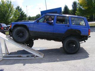 Jeep Cherokee / Comanche 1.5, 2, 2.5, or 3 Lift kit Budget XJ / MJ