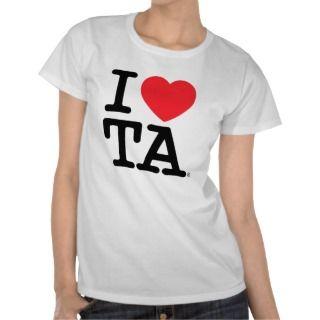 love Tel Aviv  T shirt