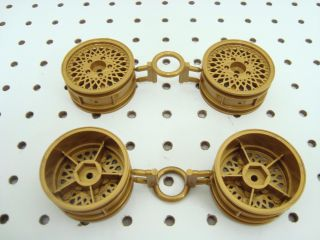 Tamiya Jeep Wrangler CC01 26mm Wheels Rims 044534