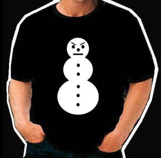 Snowman Young Jeezy Hip Hop Black T Shirt New