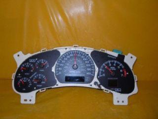 03 04 05 Impala Monte Carlo 2004 2003 Speedometer Instrument Cluster