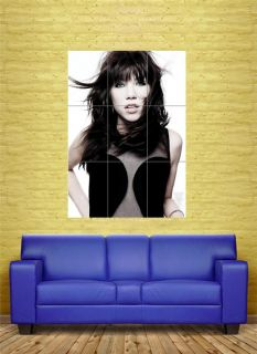 Carly Rae Jepsen Canadian Music Custom Art Giant Poster Print 89 x 125