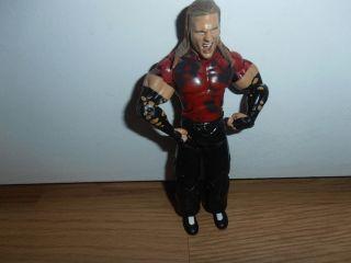 Jeff Hardy WWE Deluxe Classic Wrestling Jakks SHIP Worldwide