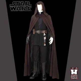 Star Wars Luke Skywalker Jedi Ensemble Costume New