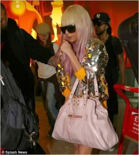 Jeremy Scott Jacket Lady Gaga Adidas Christopher Kane M