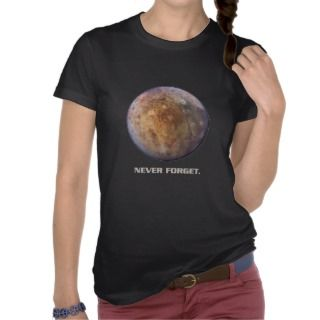 Girls Love Pluto T Shirt