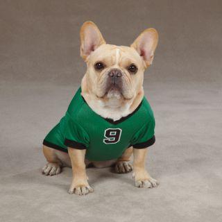 Rondo Dog Jersey Game Day Boston Celtics Dog Sports Shirt 9