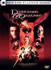 : DUNGEONS & DRAGONS   (SciFi/Fantasy)   (Jeremy Irons/Thora Birch