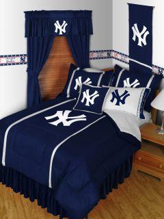 New York Yankees Twin Full Queen Comforter Bed Sets