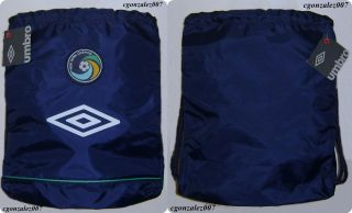 Umbro New York Cosmos Soccer Futbol Cleat Bag Backpack Jersey Pele