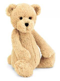 Jellycat Bashful Honey Bear Huge Stuffed Animal Plush New