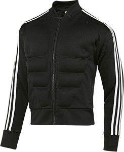 Adidas Jeremy Scott Gorilla TT Black Athletic Casual Jacket   Sz M