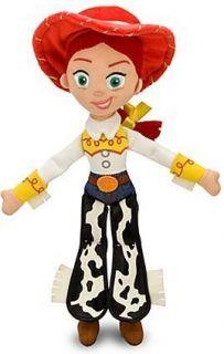 Large Toy Story Jessie Cowgirl Plush Doll 16 Woody Buzz Bullseye